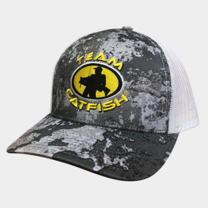 Team Catfish Shade Camo Hat